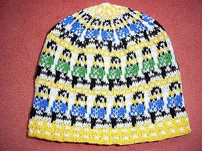 Wellensittich Beanie